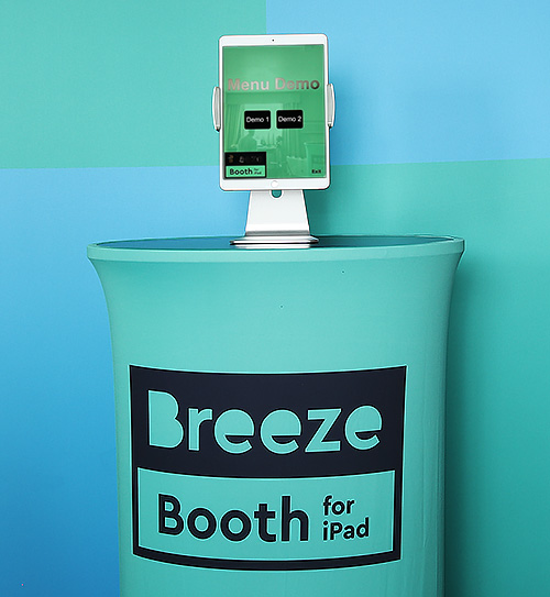 Breeze Booth for iPad