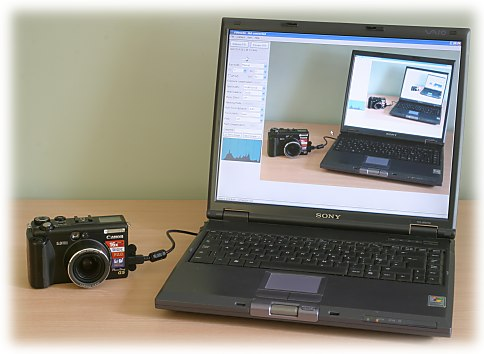 canon ixus 75 software