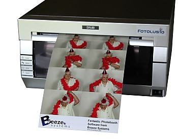 Hotfolder Prints - Automatic formatting and printing of