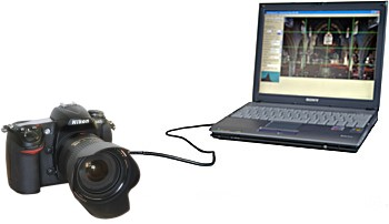 NKRemote - software to control Nikon DSLR cameras from a PC